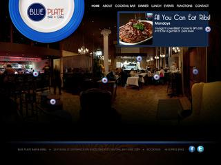 Blue Plate Bar and Grill