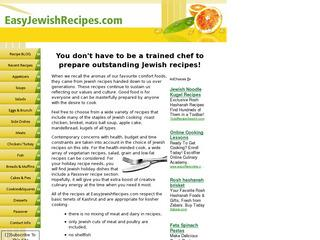 Easy Jewish Recipes