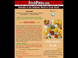 Online Fresh Pasta