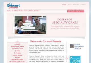 Gourmet Desserts