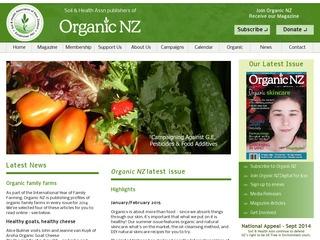 Organic New Zealand