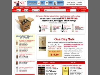 New Jersey Wine Store